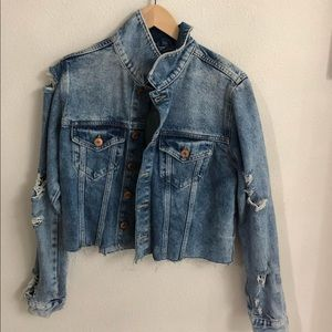 Jean jacket!